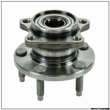 Toyana CX614 wheel bearings