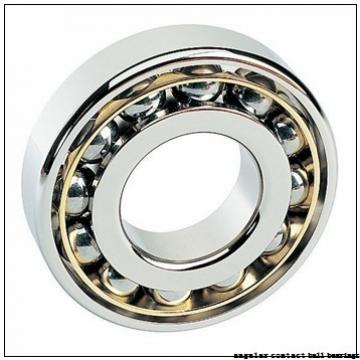 35 mm x 68 mm x 37 mm  PFI PW35680037CS angular contact ball bearings