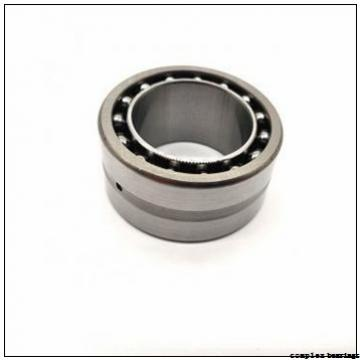 20 mm x 37 mm x 25 mm  IKO NATB 5904 complex bearings