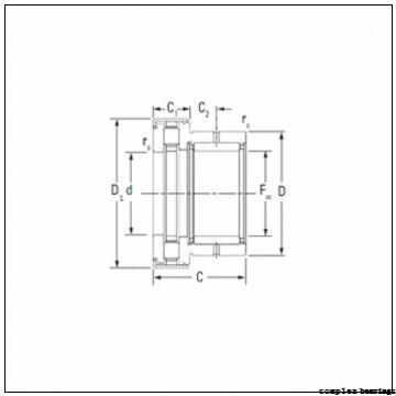 IKO NAX 1725Z complex bearings