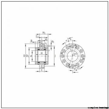 INA SX011814 complex bearings