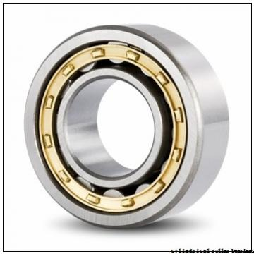 35 mm x 72 mm x 17 mm  ISB NUP 207 cylindrical roller bearings