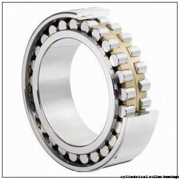 80 mm x 170 mm x 39 mm  ISO NUP316 cylindrical roller bearings