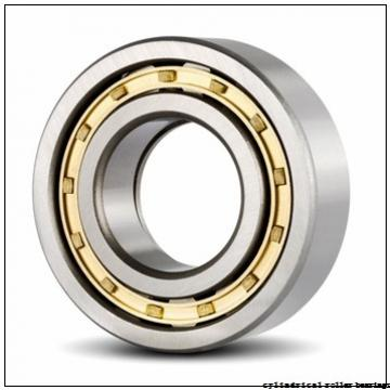 80 mm x 170 mm x 39 mm  NACHI NU 316 cylindrical roller bearings