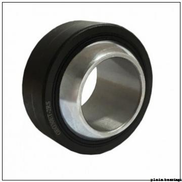 55 mm x 90 mm x 47 mm  LS GE55XS/K plain bearings