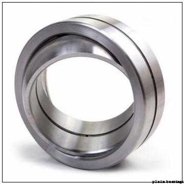 20 mm x 46 mm x 20 mm  NMB PR20 plain bearings