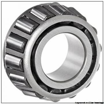 100 mm x 165 mm x 46 mm  ISO T2EE100 tapered roller bearings