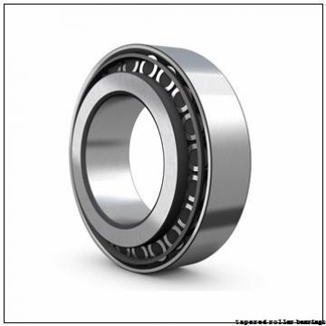 34,987 mm x 64,975 mm x 20,6 mm  Fersa U298/U261L+COLLAR tapered roller bearings