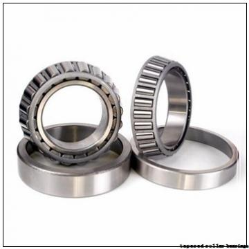 34,987 mm x 64,975 mm x 20,6 mm  Fersa U298/U261L+COLLAR tapered roller bearings
