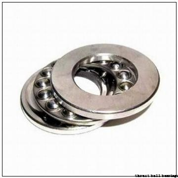 NACHI 2902 thrust ball bearings