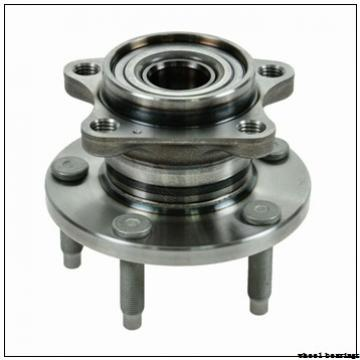 Ruville 5837 wheel bearings