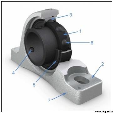 SNR USP201 bearing units