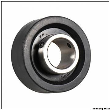 NACHI UCTX16 bearing units