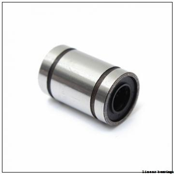 40 mm x 62 mm x 60,6 mm  Samick LME40 linear bearings