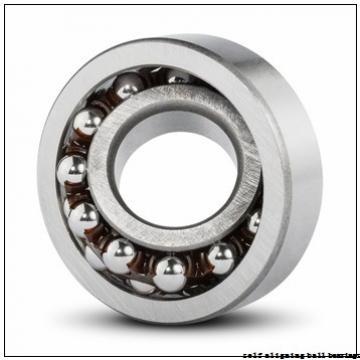 30 mm x 62 mm x 16 mm  NSK 1206 self aligning ball bearings