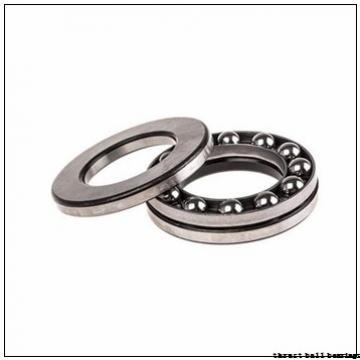 NACHI 53272U thrust ball bearings