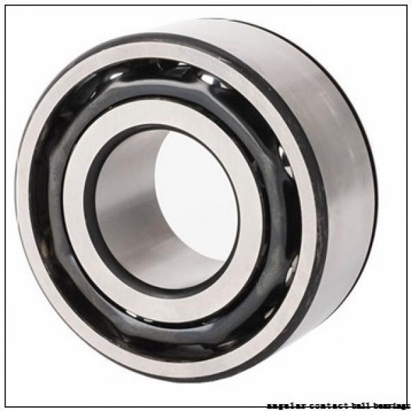 NSK 180BN19 angular contact ball bearings #2 image