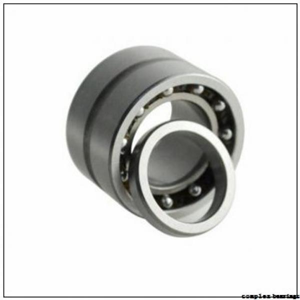 45 mm x 62 mm x 25 mm  IKO NAXI 4535Z complex bearings #3 image