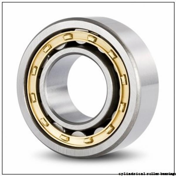 90 mm x 190 mm x 43 mm  NKE NUP318-E-TVP3 cylindrical roller bearings #2 image