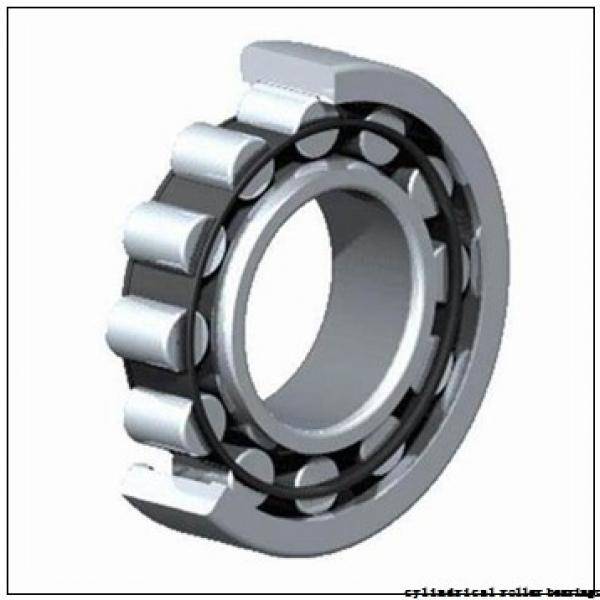 55 mm x 140 mm x 33 mm  ISO NJ411 cylindrical roller bearings #2 image