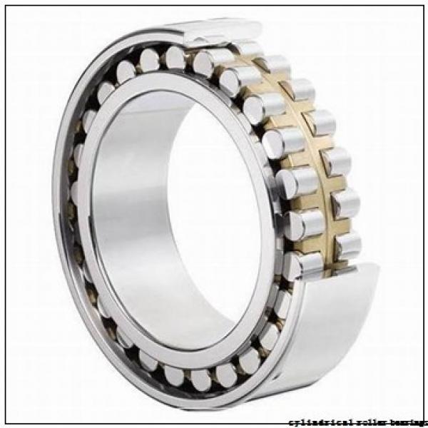 90 mm x 190 mm x 43 mm  NKE NUP318-E-TVP3 cylindrical roller bearings #3 image