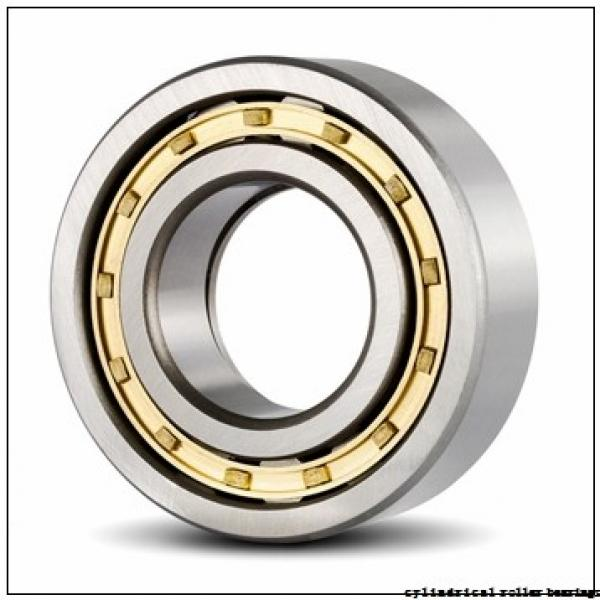 95 mm x 170 mm x 32 mm  FBJ NUP219 cylindrical roller bearings #2 image