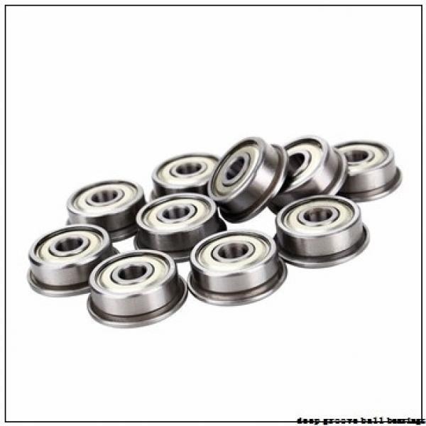 5 mm x 19 mm x 6 mm  ISO F635-2RS deep groove ball bearings #2 image