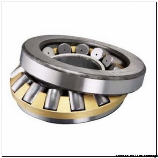 NKE K 81111-TVPB thrust roller bearings #2 image