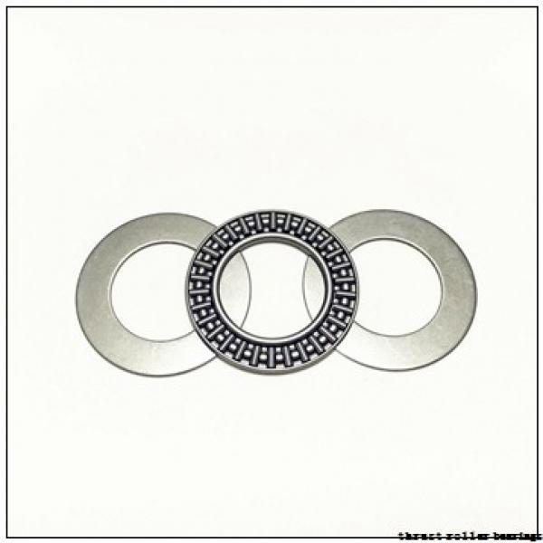 NKE K 81111-TVPB thrust roller bearings #3 image