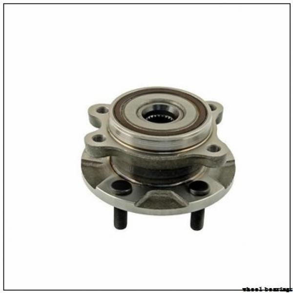 Ruville 5837 wheel bearings #1 image
