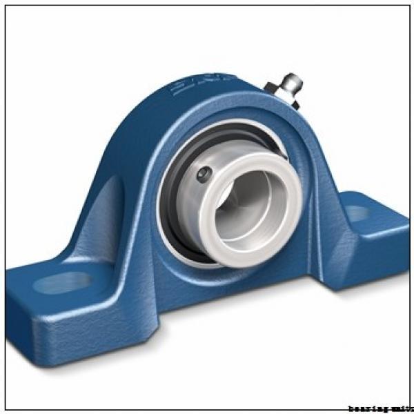 45 mm x 16 mm x 35 mm  NKE PTUEY45 bearing units #1 image